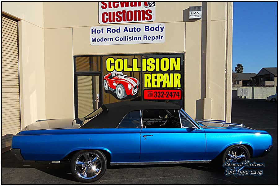 Stewart Customs and Collision Custom Cars